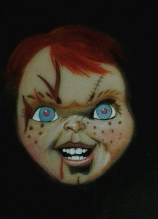 Chucky por petitchuck